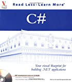 Butow, Eric: C#: Your visual blueprint  for building .NET applications (Visual (Software))