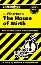 CliffsNotes on Wharton's The House of…