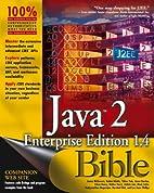 Java 2 Enterprise Edition 1.4 (J2EE 1.4)…