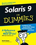 Taylor, David: Solaris 9 for Dummies