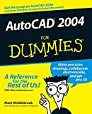 Middlebrook, Mark: Autocad 2004 for Dummies