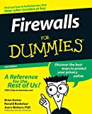 Wettern, Joern: Firewalls for Dummies