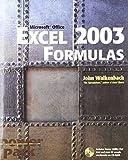 Walkenbach, John: Excel 2003 Formulas
