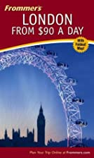 Frommer's $ A Day Guide: London by Donald…