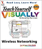 Whitehead, Paul: Teach Yourself Visually Wireless Networking