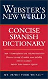 Hungry Minds Inc: Webster's New World Concise Spanish Dictionary