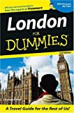 Olson, Donald: London for Dummies
