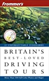 McLlwain, John: Frommer's Britain's Best-Loved Driving Tours