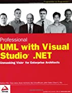 Professional UML with Visual Studio .NET by…