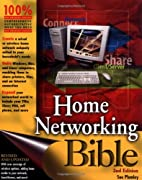 Home Networking Bible by Sue Plumley