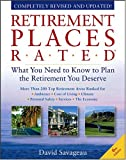 Savageau, David: Retirement Places Rated