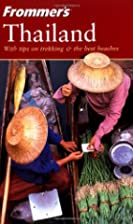 Frommer's Complete Guide: Thailand by…