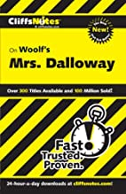 CliffsNotes on Woolf's Mrs. Dalloway by…