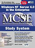 Carter, Alan R.: Windows NT 4.0 Server in the Enterprise MCSE Study System