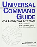 Universal Command Guide: For Operating…