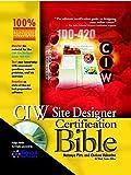 Pitts, Natanya: CIW Site Designer Certification Bible