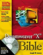 Dreamweaver MX Bible by Joseph W. Lowery