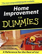 Home Improvement for Dummies by Gene…
