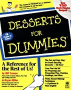 Desserts for Dummies by Bill Yosses