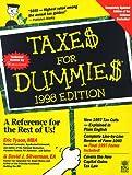 Tyson, Eric: Taxes for Dummies, 1998 (For Dummies Series)
