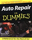 Sclar, Deanna: Auto Repair for Dummies&reg;