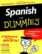Spanish for Dummies by Susana Wald