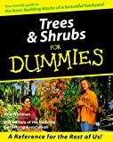 Whitman, Ann: Trees & Shrubs for Dummies