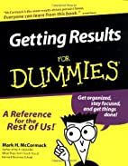 Getting Results for Dummies by Mark H.…