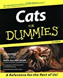 Spadafori, Gina: Cats for Dummies