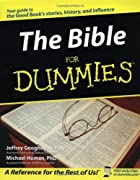 The Bible for Dummies by Jeffrey C.…