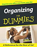 Miles, Elizabeth: Organizing for Dummies