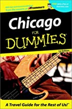 Chicago for Dummies by Laura Johnston