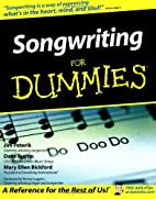 Songwriting for Dummies by Jim Peterik