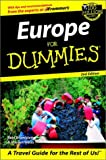 Weiss, Margot: Europe for Dummies