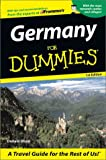 Donald, Olson: Germany for Dummies
