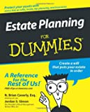 Simon, Jordan: Estate Planning for Dummies