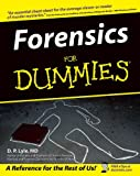 Consumer Dummies: Forensics for Dummies