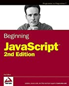 Beginning JavaScript by Paul Wilton