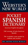 Harraps: Webster's New World Pocket Spanish Dictionary