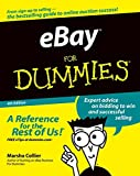 Collier, Marsha: Ebay for Dummies