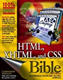 Pfaffenberger, Bryan: Html, Xhtml, and Css Bible