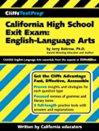 CliffsTestPrep California High School Exit…
