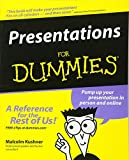 Kushner, Malcolm: Presentations for Dummies