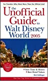 Menasha Ridge Press: The Unofficial Guide to Walt Disney World 2005