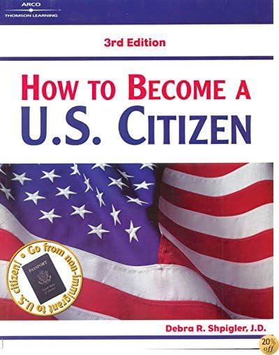 How to Become a U.S. Citizen, 3/e