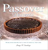 Eisenberg, Penny Wantuck: Passover Desserts
