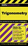 David A Kay: CliffsQuickReview Trigonometry
