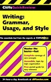 Eggenschwiller, Jean: Cliffsquickreview Writing: Grammar, Usage, and Style