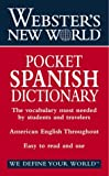 O'Donnell, Hugh: Webster's New World Pocket Spanish Dictionary: Spanish-English English-Spanish