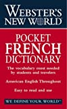 Janes, Michael: Webster's New World Pocket French Dictionary: English-French, French-English